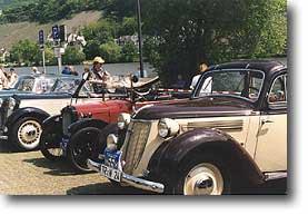 авто выставка в Бернкастель-Куус